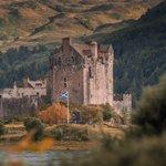Image for the Tweet beginning: Eilean Donan Castle, stunning from