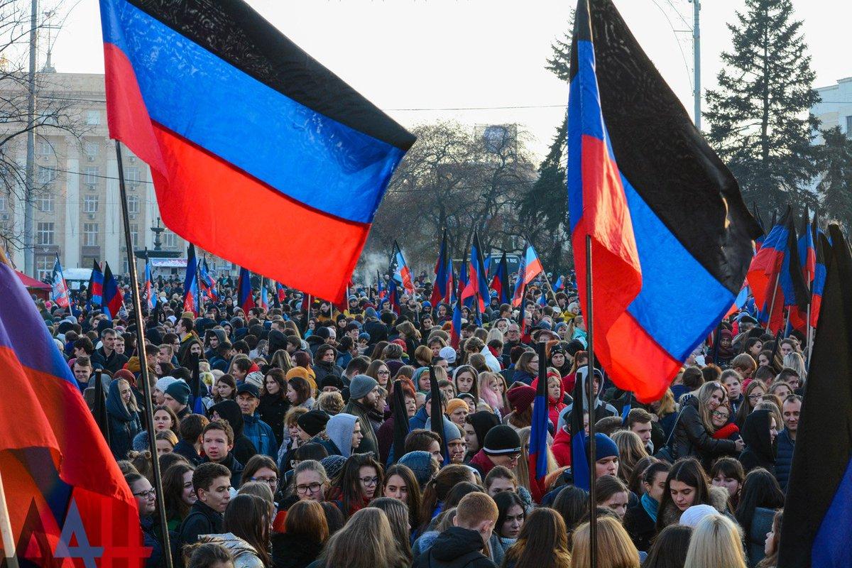 Москва предупреждает, что защитит жителей Донбасса всеми способами