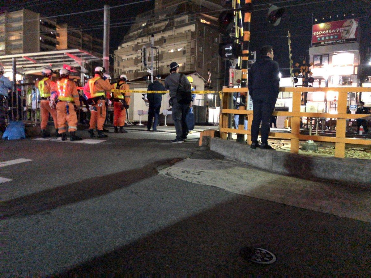 阪急神戸線 塚口駅で人身事故「乗り上げた感じがした、車両下から金属音」電車遅延11/17 - NAVER まとめ