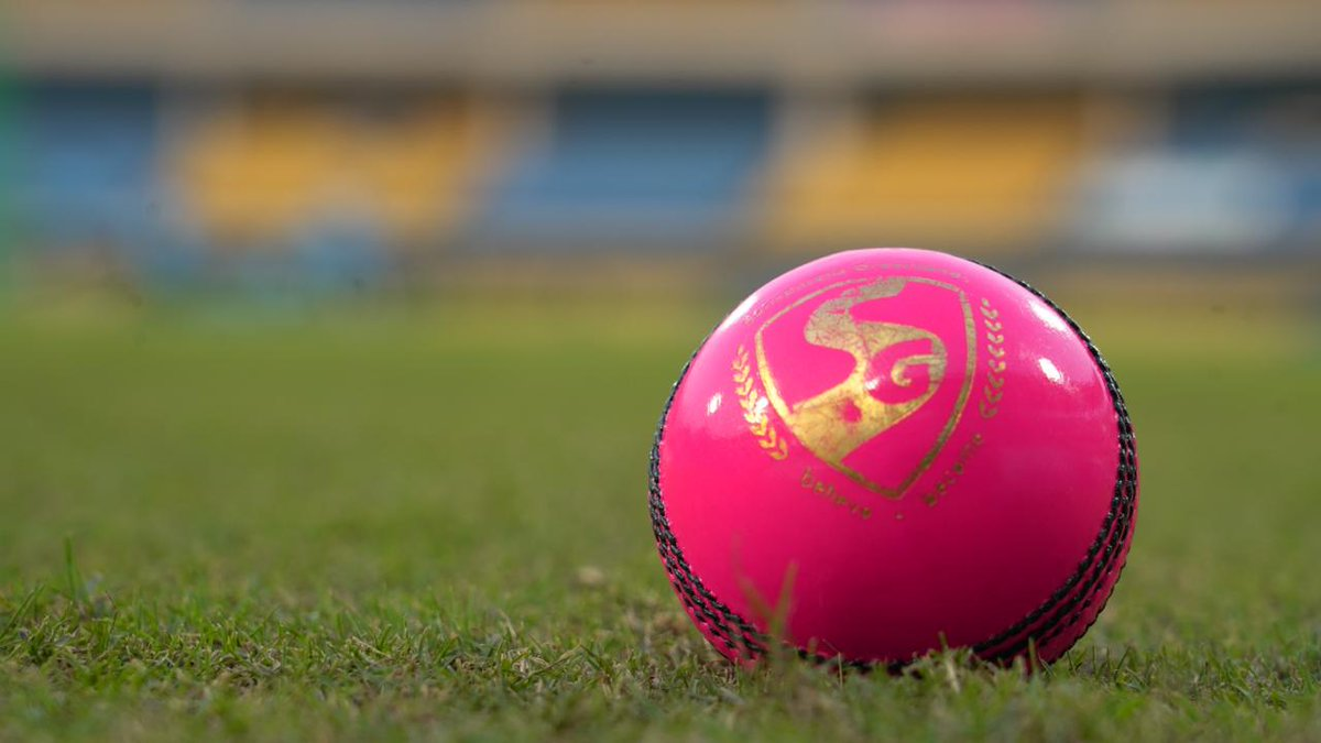Time to gear up for the Pink! #TeamIndia begin prep under lights in Indore for the Kolkata Test #INDvBAN