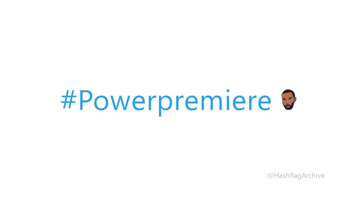 #Powerpremiere