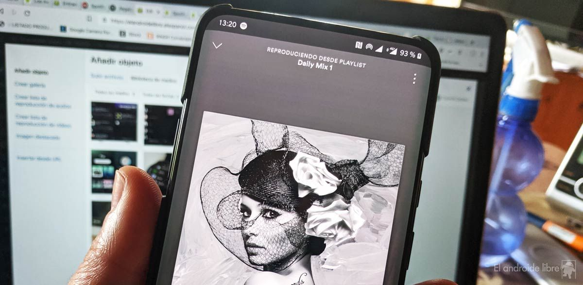 Spotify añade las letras de las canciones, de momento en pruebas