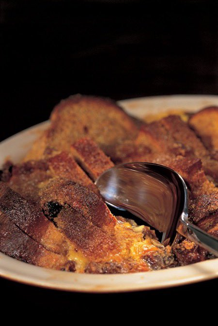 My Grandmother's Ginger Jam Bread and Butter Pudding is #RecipeOfTheDay, and I'm only sorry I didn't tell you earlier nigella.com/recipes/my-gra…