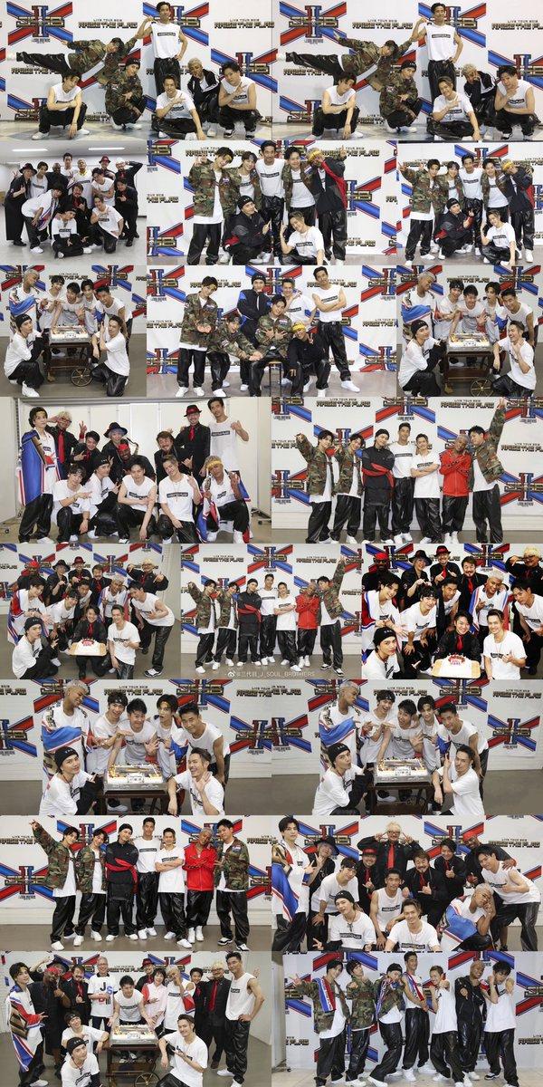 .      🌏💐🌈🌷🌼    🌷         💐      🌸             🍃  🏳️🌈   三代目J SOUL BROTHERS  🚩  🎨  RAISE THE FLAG ツアー   👑     🐠     全24公演      🌙       💎     お疲れさまでした  🎭   🧸            🎈      🥂🌟💐🌸🌕