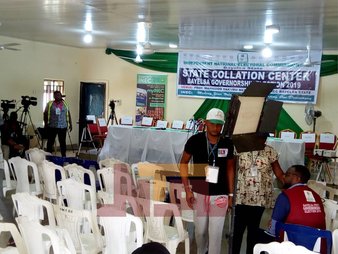 INEC Begins Announcement of Results