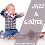 "Image for the Tweet beginning: Saxo + gâteaux = ""Jazz"