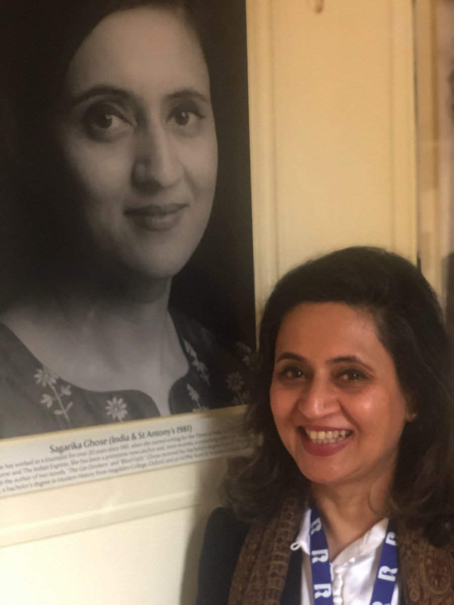 Most gratified to find myself on the wall at Rhodes House in Oxford! @rhodes_trust thank you