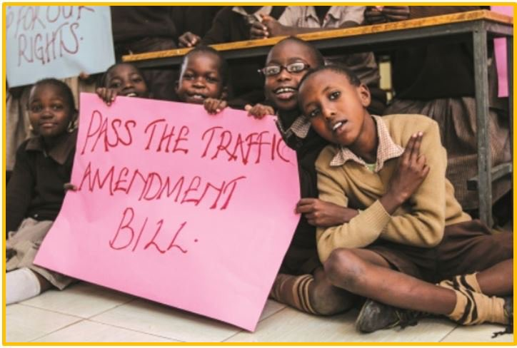 """Road traffic accidents kill ~ 1.35 million people each year. When we act to ensure #RoadSafety, we have a chance to #SaveLives of millions of people around the world, & to prevent injuries, suffering, costs & the loss of opportunity associated with road accidents."""" #GlobalGoals"""