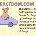 Image for the Tweet beginning: Learn Go (Golang): Best Golang