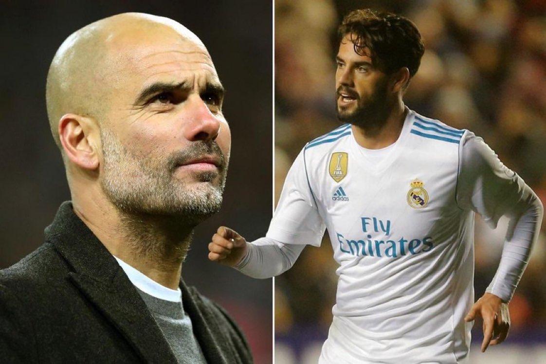 """الصحفي سام لي عن اهتمام #مانشستر_سيتي بـ إيسكو: """"غير صحيح تمامًا ، ريال مدريد لا يفكرون أبدًا في بيع اللاعب."""""""