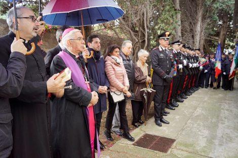 Sventò una rapina al mercato ortofrutticolo, ricordato Giaccone carabiniere ucciso a Ballarò - https://t.co/u0vXTyyhyz #blogsicilianotizie