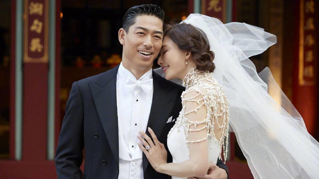 リンチーリン 結婚 式