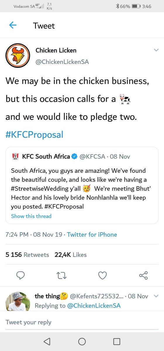 #KFCProposal