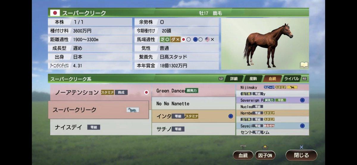 9 繁殖 牝馬 ウイニングポスト 【ウイニングポスト9 2021】おすすめの繁殖牝馬【ウイポ2021】