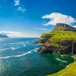 Image for the Tweet beginning: Faroe Islands will (temporarily) close