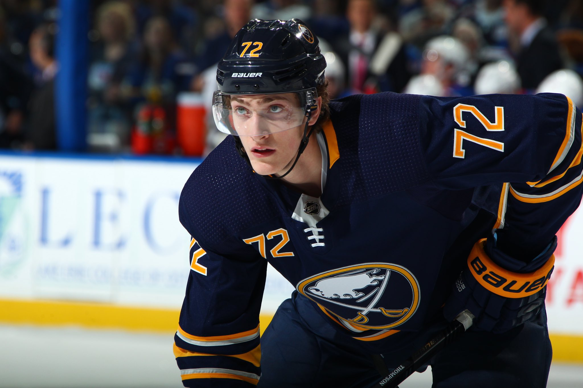 Sabres recall Thompson from Amerks