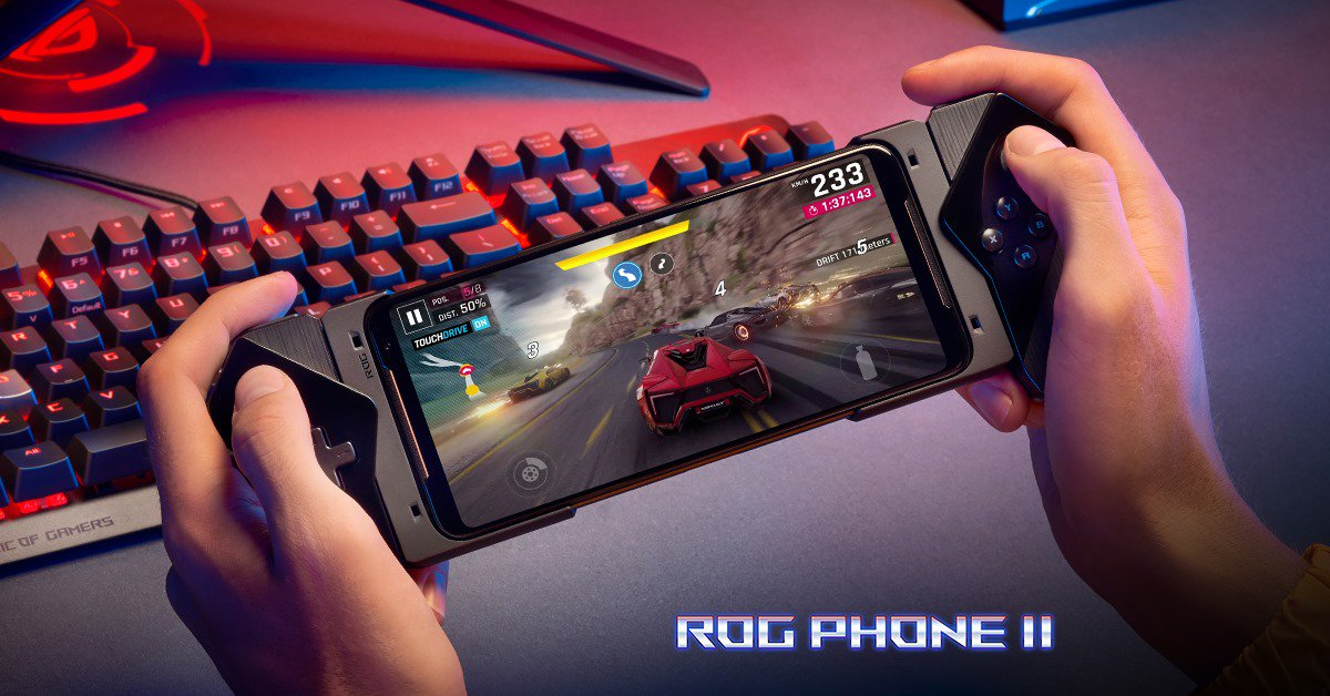 Skrr Skrr! The ROG Kunai Gamepad brings an upgraded gaming experience to Asphalt 9: Legends Start your engines and see for yourself!