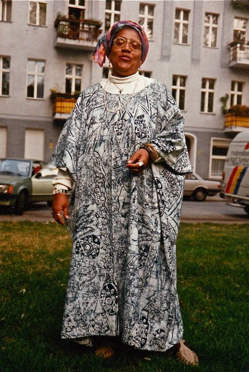 Thankful for her freedom work. It impacts all of us. #AudreLorde #Intersectionality #BlackWomenRadicals