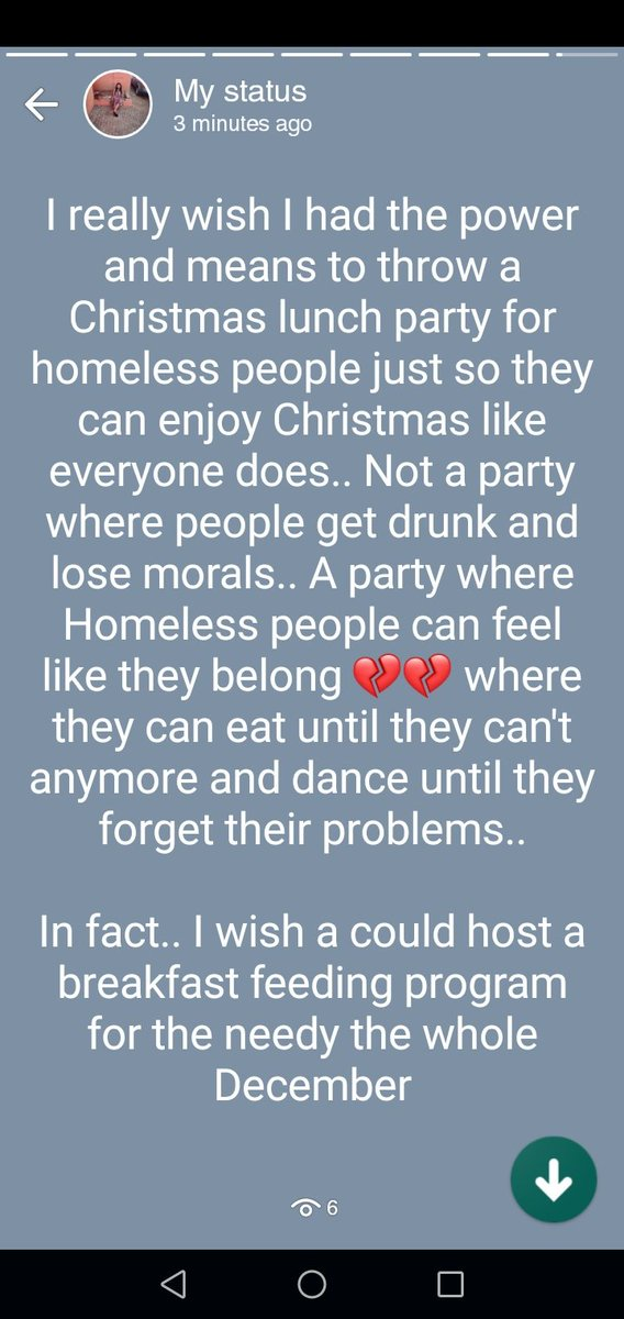 Passing those ppl by every morning going 2 work really breaks my heart  We really  need 2 start looking after 1 another as a nation.. If the whole of South Africa was able to contribute so much towards the #KFCWEDDING.. I'm sure we can feed the homeless this festive #sabcnews<br>http://pic.twitter.com/JeOQl5O03T