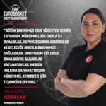 Image for the Tweet beginning: A Kadın Milli Takımı Menajeri