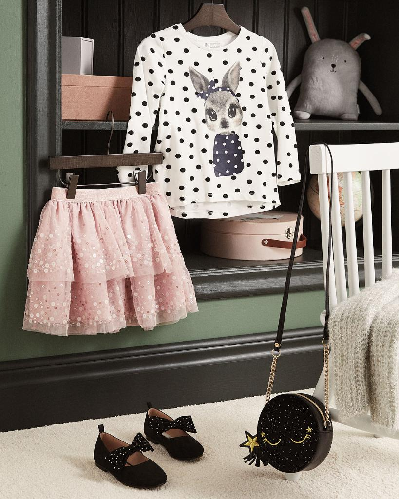 Explore this season's new styles for kids with pat...