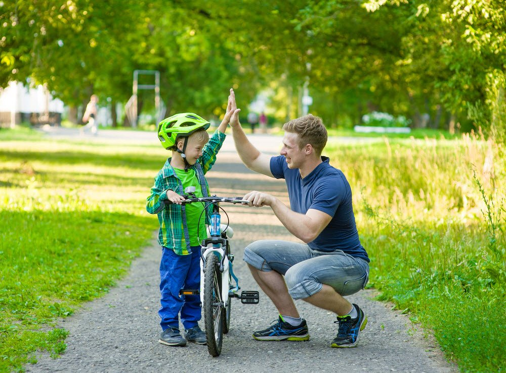 Is your child ready for his or her first bicycle? Use these tips to find the right bike and safety accessories. http://ow.ly/aQPB50x1DGo