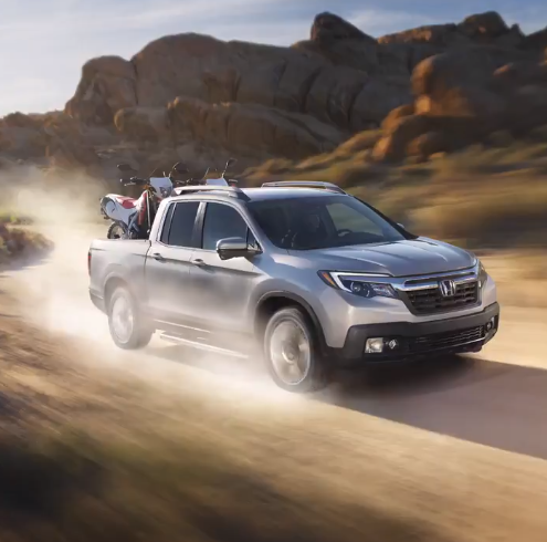 Rugged and refined, the #HondaRidgeline combines both worlds into one highly capable package.