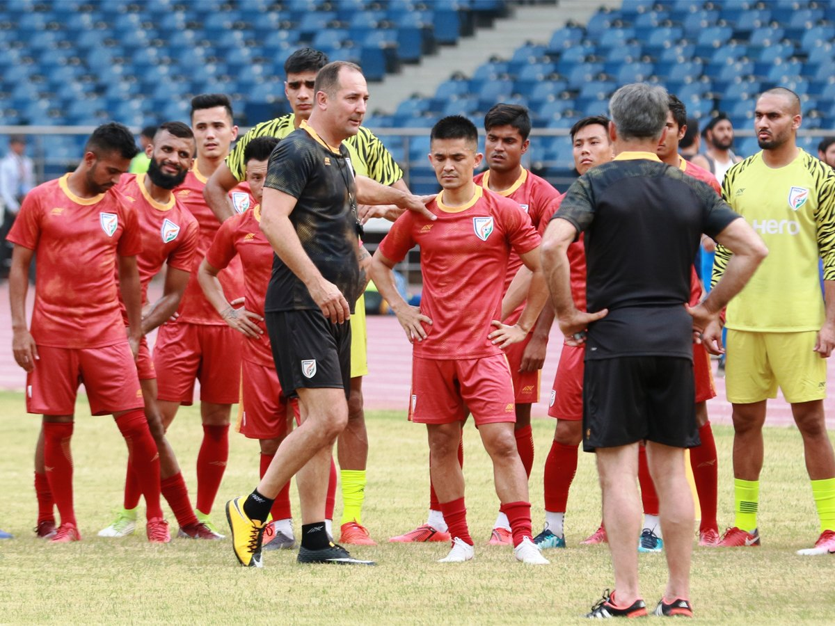 #WCQ2022  @FIFAWorldCup qualifiers: @IndianFootball head coach Stimac declares Oman favourites Read: http://toi.in/8qiI9a/a24gk