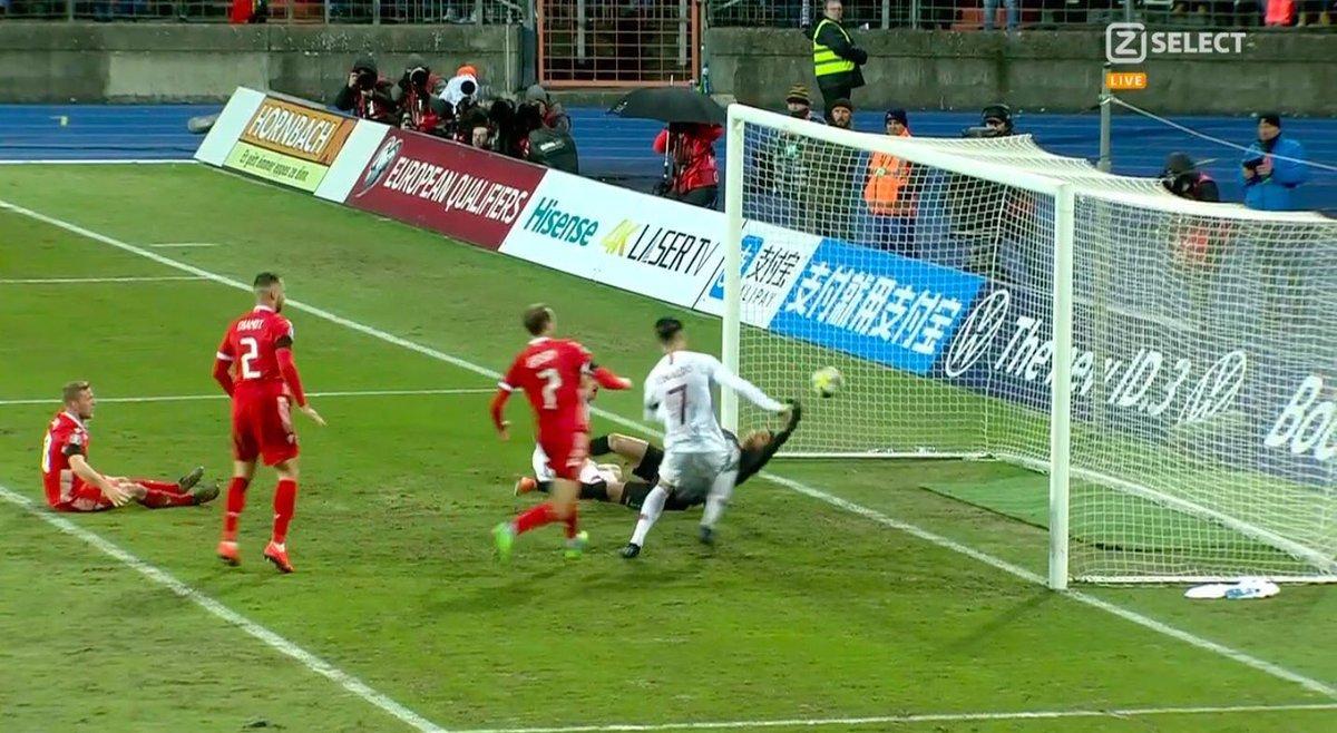 Відбір до Євро-2020. Люксембург - Португалія 0:2. Скромно, але ефективно - изображение 3