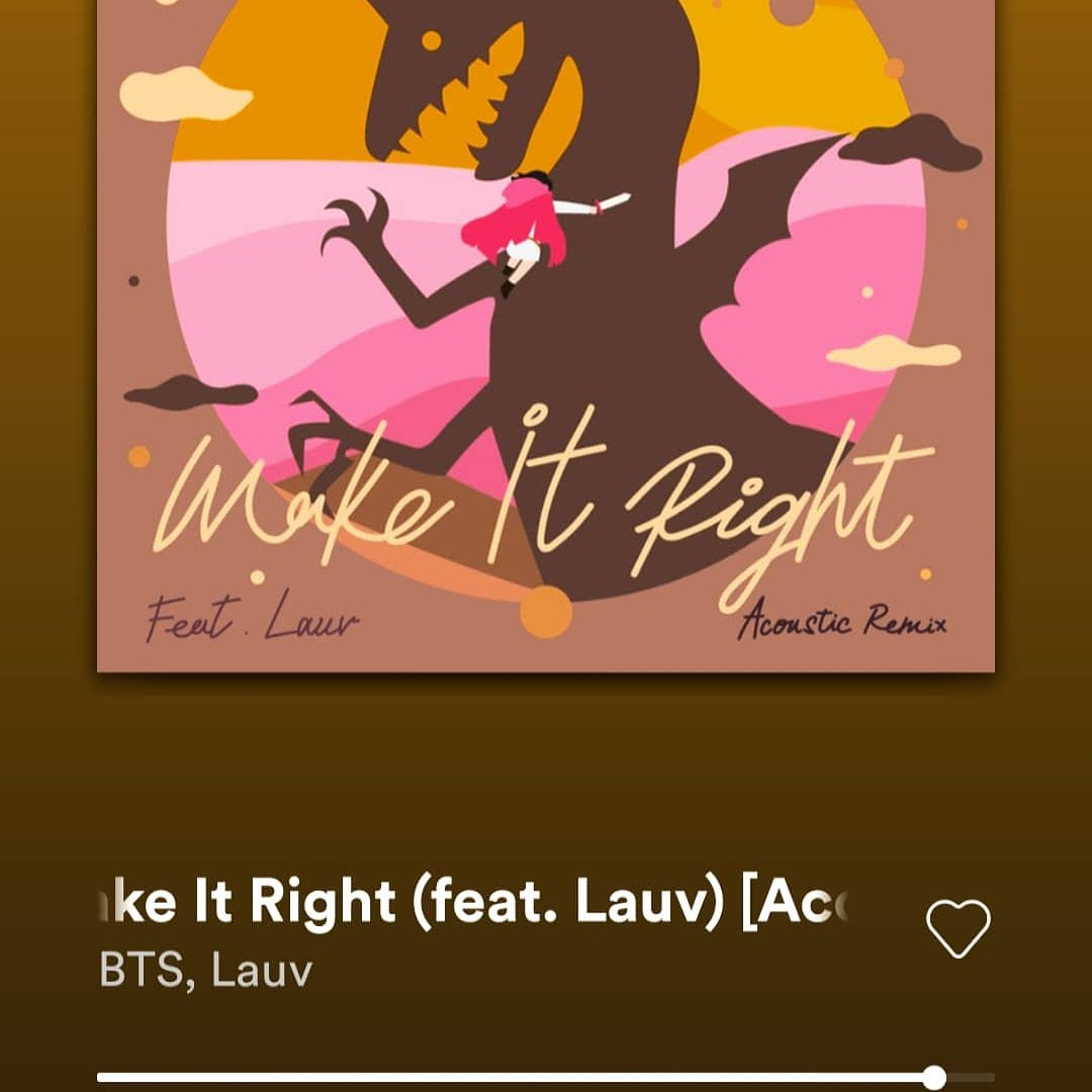 @BTSprojectINDIA @BTS_twt Stream in all plataforms possible, in all versions 😉   #MakeItRight  #MakeItRightRemix #MakeItRightAcoustic   #MAMAVOTE #BTS  @BTS_twt