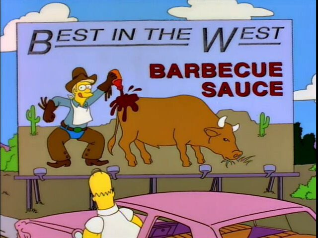 """""""'Best In The West'. Hehehe, that rhymes..."""""""