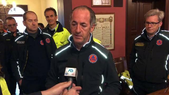 Maltempo in Veneto, Zaia: 'Situazione difficile, f...