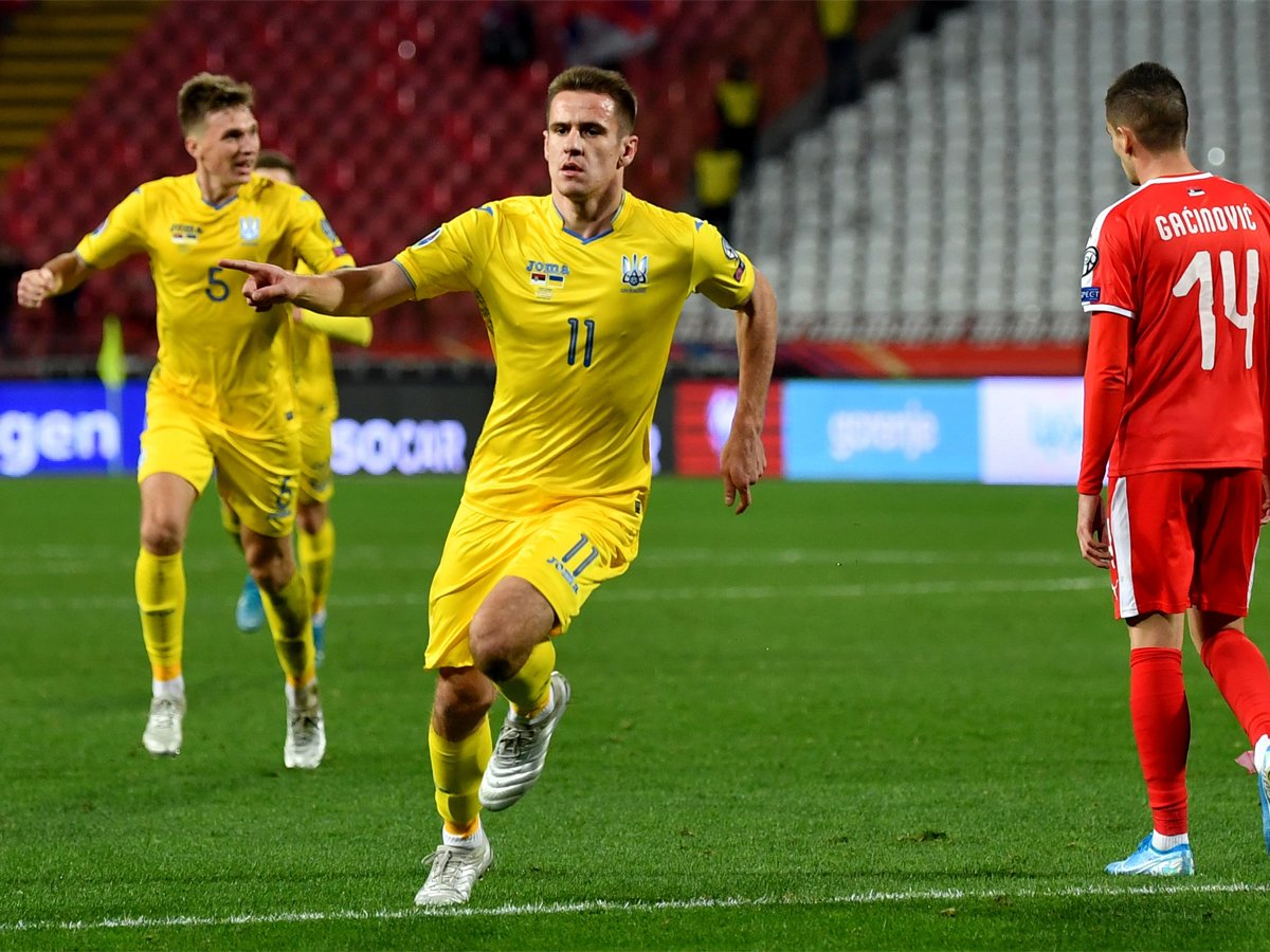 #EURO2020 @UEFAEURO 2020 qualifiers: Late equaliser gives Ukraine 2-2 draw in Serbia Read: http://toi.in/TTIiQZ92/a24gk
