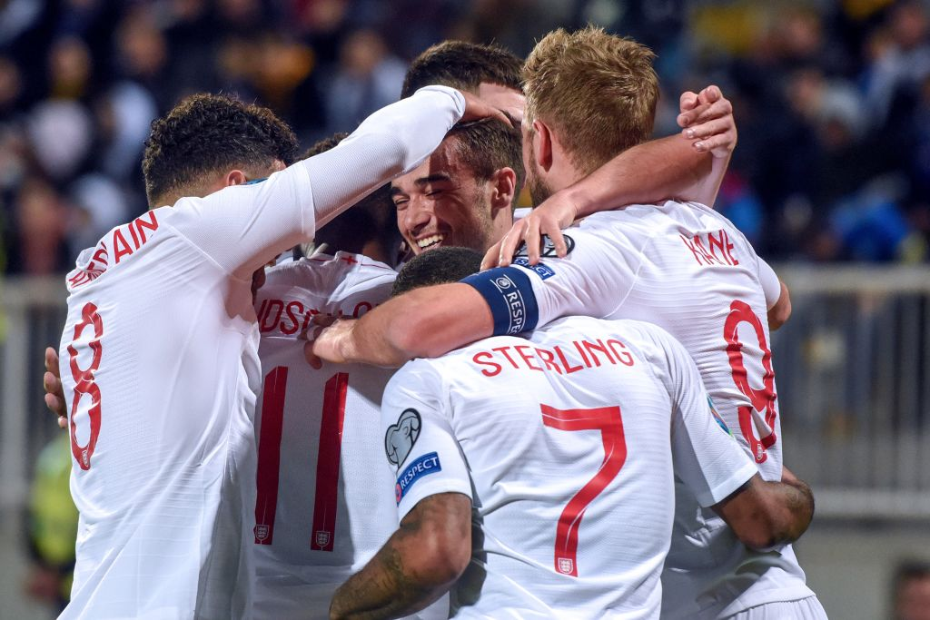 England have goals and attacking prowess to challenge at Euro 2020, but does Gareth Southgate know his best centre-back pairing?@philmcnulty takes a look: https://bbc.in/2XlUbjI