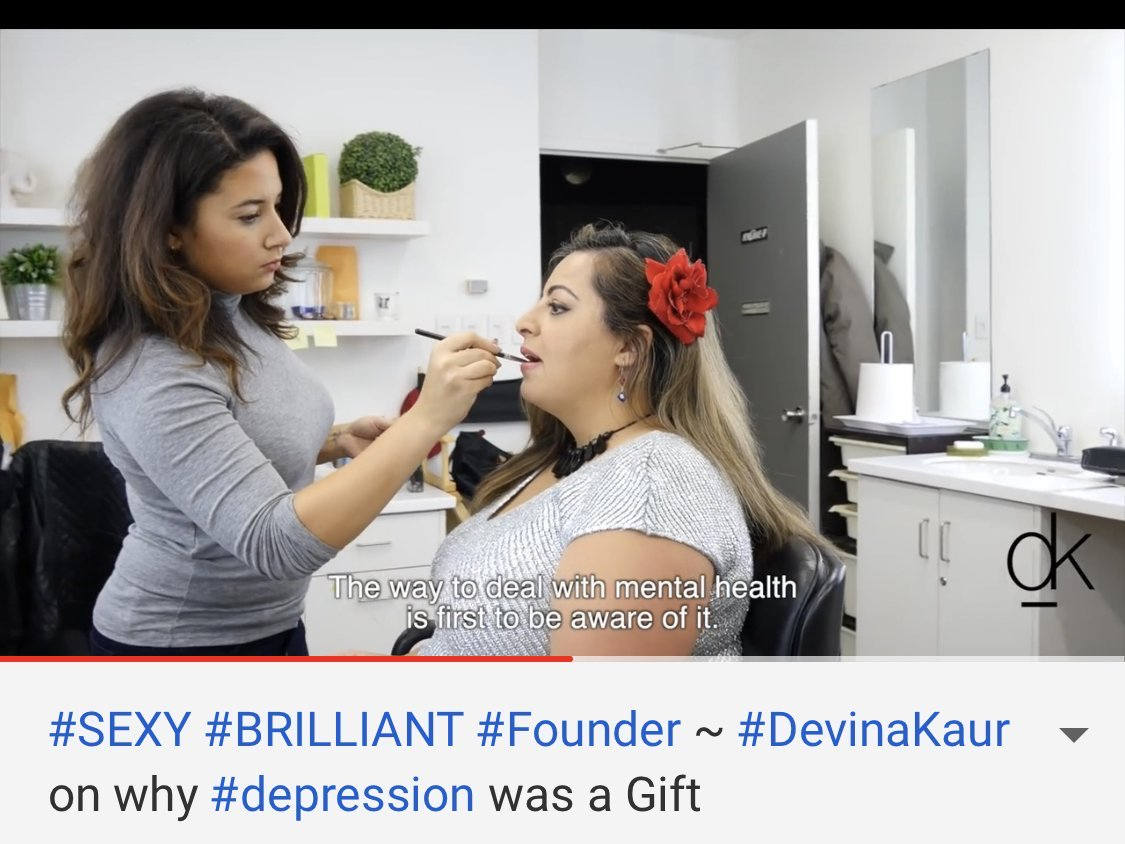 #India #MentalHealthAwareness #ai #socialmedia #womenwhocode #mentalhealthThose who are feeling lowremember-Fat is okay,Brown is okay,Being loud is okay,Being who you are is POWERFUL!@thedevinakaurRETWEET pl❤️#SexyBrilliantInspirational video- https://youtu.be/LuvVIT6veyQ
