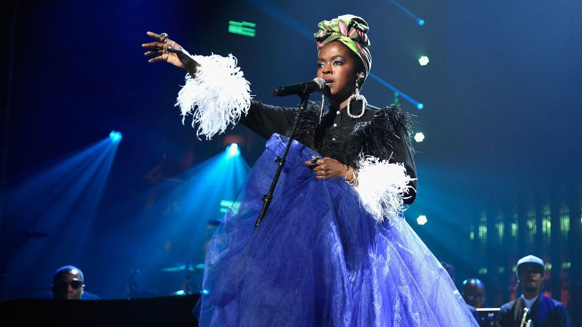 Lauryn Hill dropped her first new song in five years. Take a listen. https://trib.al/iXhcZ8B