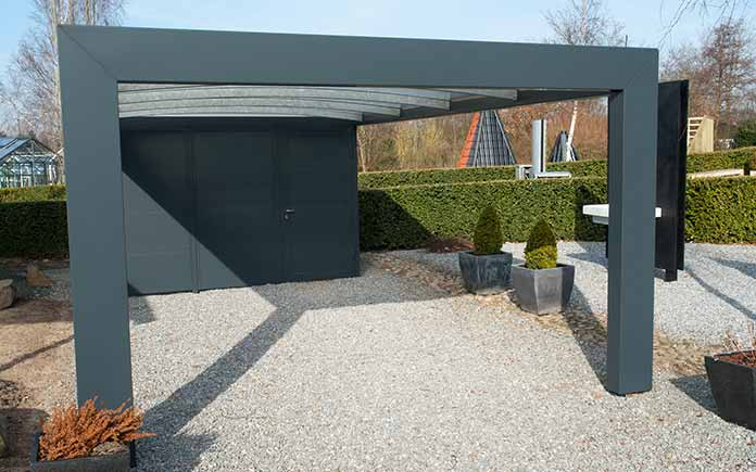 Carports are open so you can't store valuables inside, but they're less expensive to build. #homeimprovement #homeowner   http:// cpix.me/a/85875367     <br>http://pic.twitter.com/WIGmNfdF31