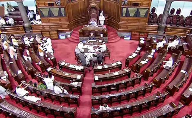 Rajya Sabha Presiding Officer voted on legislation only once in 67 years https://www.ndtv.com/india-news/rajya-sabha-presiding-officer-voted-on-legislation-only-once-in-67-years-2134069 …