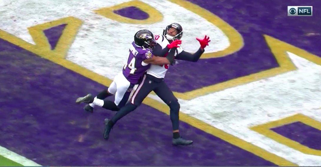 DeAndre Hopkins Calls Out The NFL After Game vs. Ravens