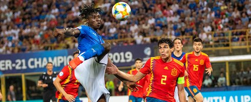 Футбол италия примера