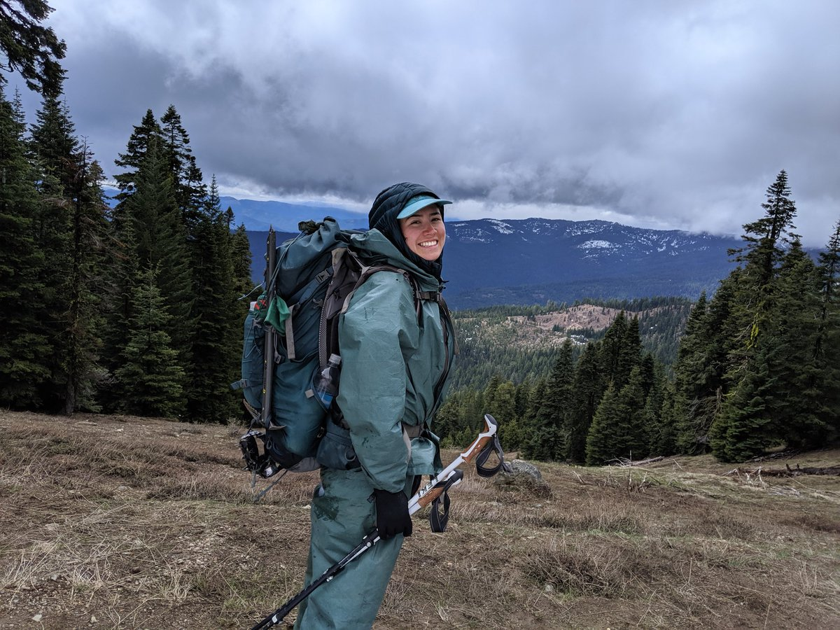 I hope you're all able to celebrate #NationalTakeAHikeDay! This year I had the privilege of going on a 4 month hike. My main takeaway? We need to get outside more! I know of nothing more healing and humbling.  #HappyTrails #NationalHikingDay #PCT2019