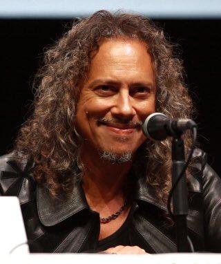 Happy Birthday  Kirk Hammett 11 18   Metallica       Kirk Hammett