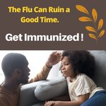 Image for the Tweet beginning: The flu #immunization is available