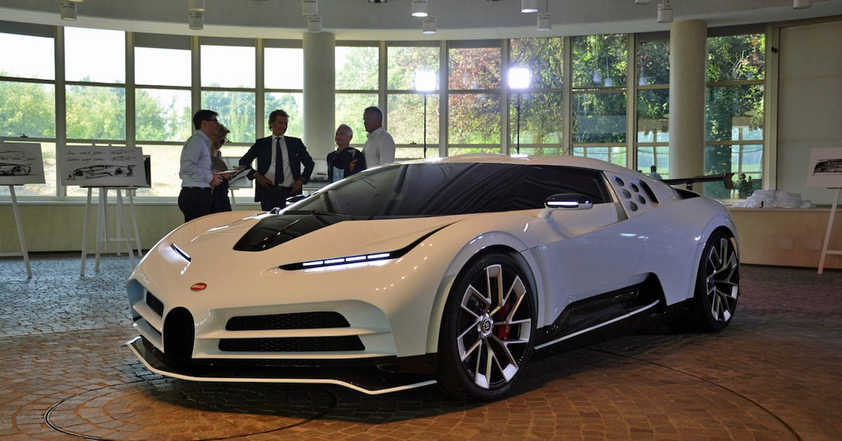 Los autos más caros que el dinero puede comprar