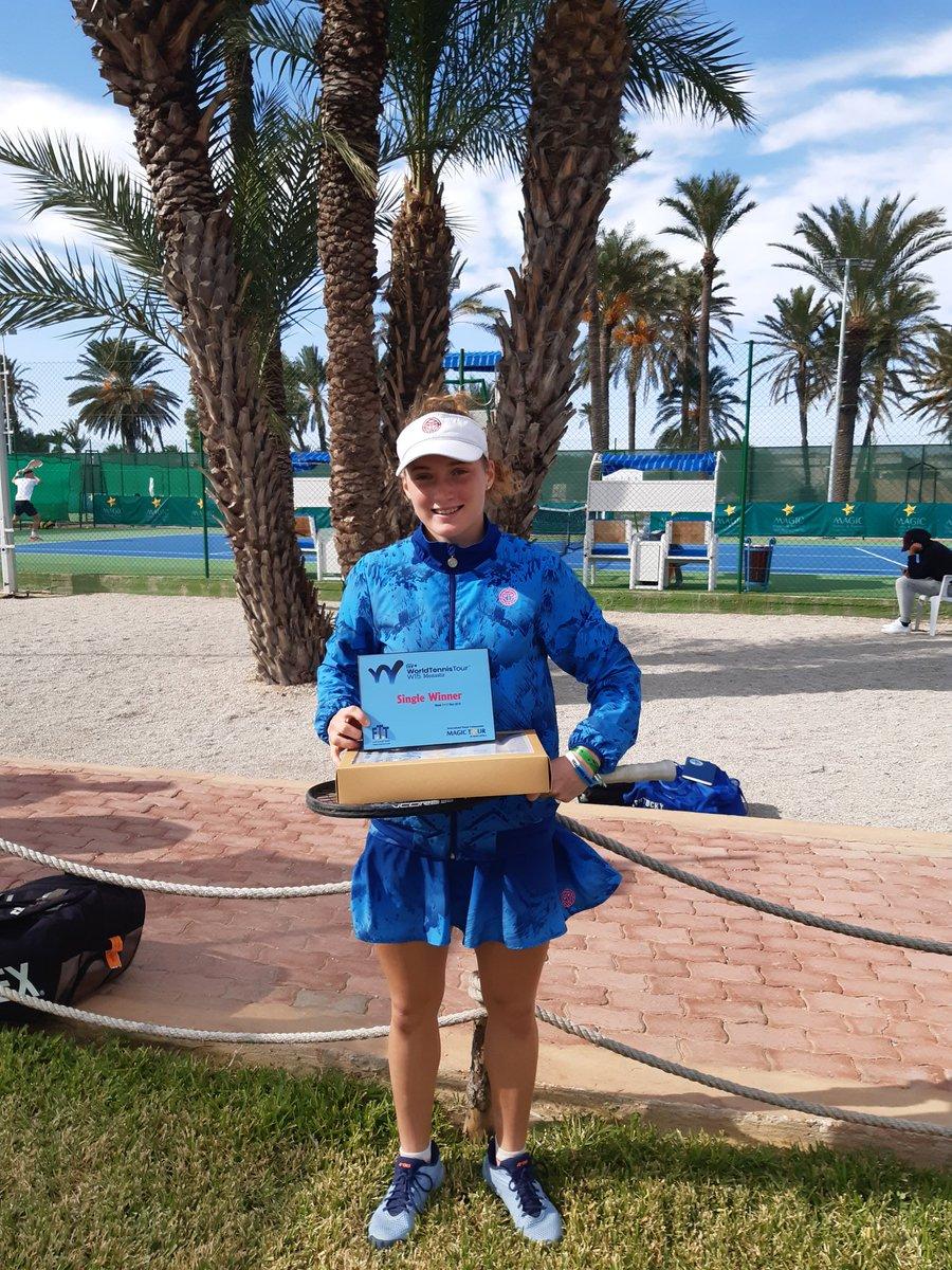 Winner 15000$  #bidibadu #yonex @FFTennis @BidibaduLife @yonex_tennis @yonex_com #Monastir #Winner #15kpic.twitter.com/wOYlXEpB4j