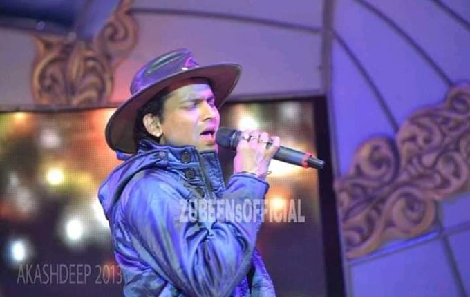 Wishing a very Happy Birthday to the versatile and melodious singer Zubeen Garg .