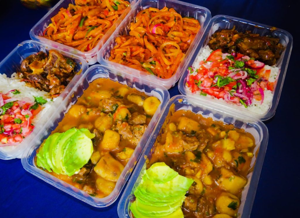 @OsamaOtero I deliver food to workplaces and universities.... at an affordable prices. Please retweet my customers may be on your TL https://t.co/ZXlQ8MoRhB