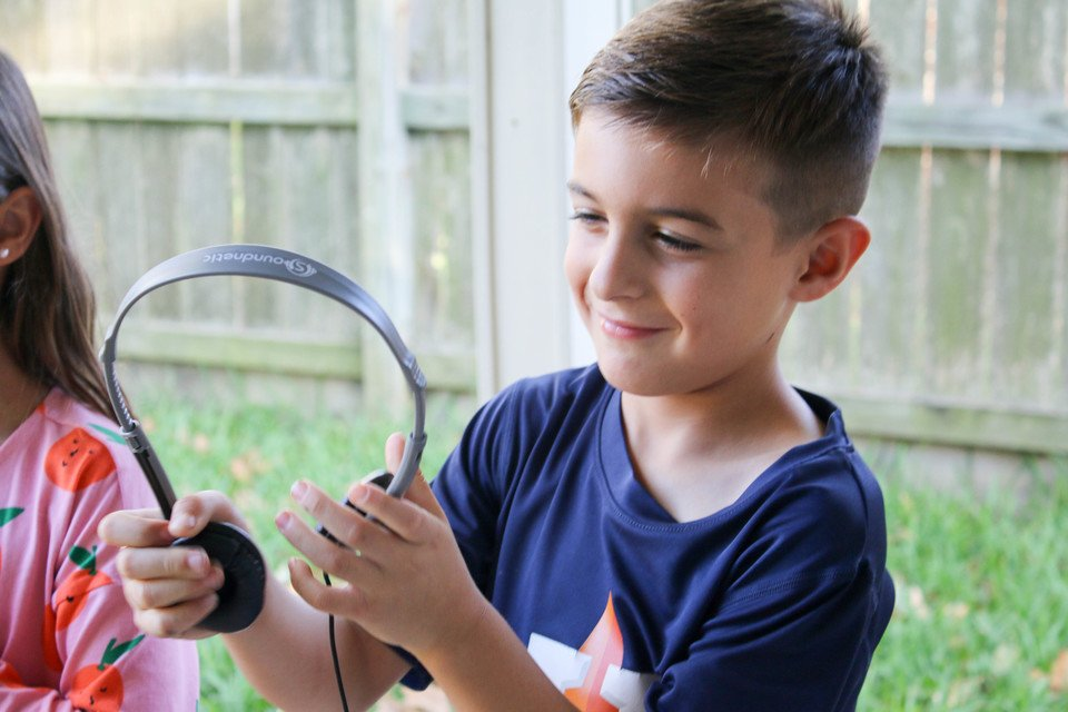 Why yes, you can power through your studies with some music. http://bit.ly/EncoreData #learning #students #teachers #teaching #study #learn #technology #headphones #wireless #earbuds #education #STEM #school #weareteachers