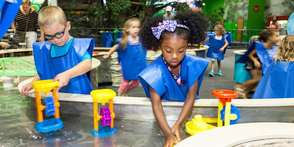 Find out what floats your boat at River Adventures!  Test the waters of STEAM literacy, environmental science, and fine motor skill development during your next visit to the Museum. Plan your trip today! #PleaseTouchMuseum #PlayforAll #Learning #Philadelphia #ChildrensMuseum