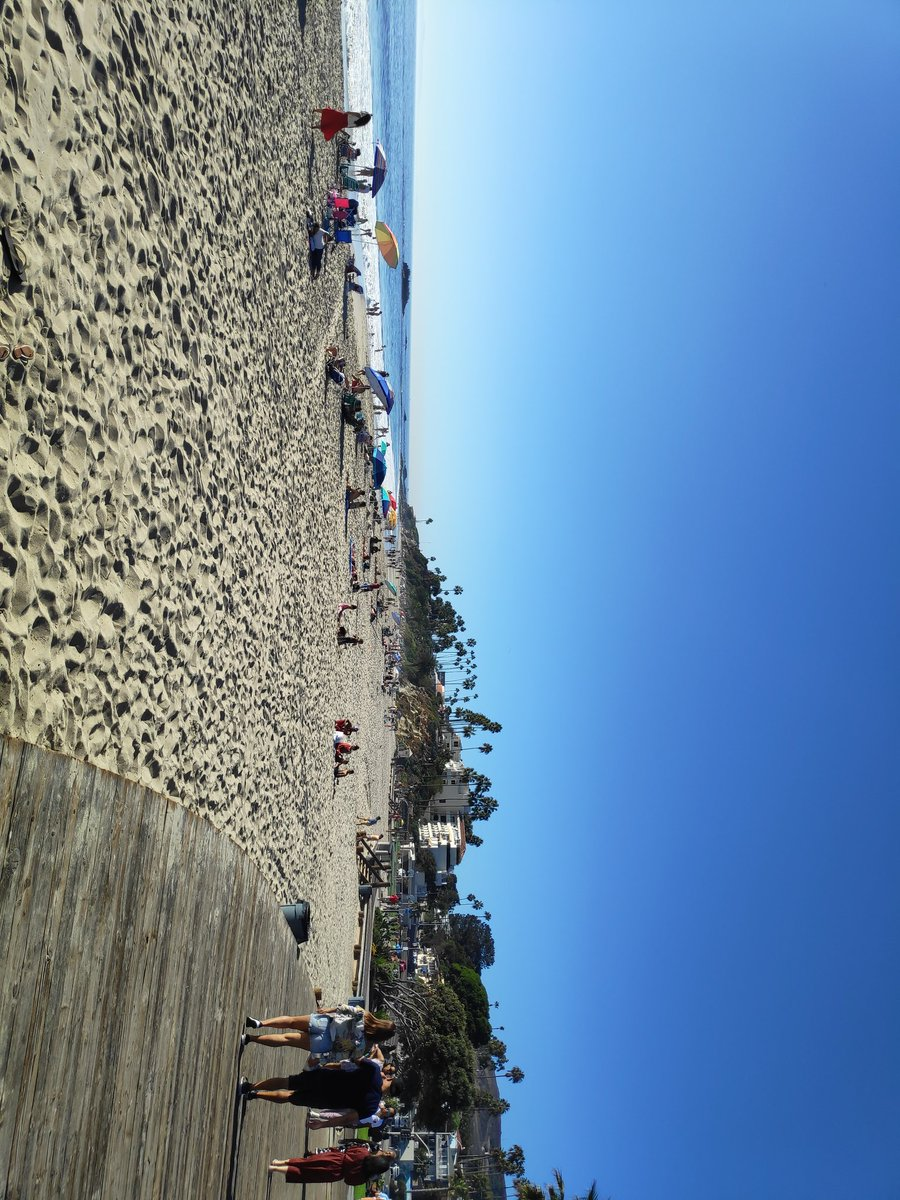 Laguna Beach, California. Decent place to meet a film producer! This is the life!